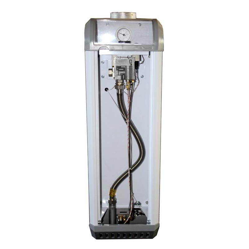 Купить теплообменник для газового котла сигнал Кожухотрубный конденсатор ONDA C 19.301.2000 Комсомольск-на-Амуре