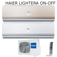 Кондиционер Haier  HSU-12HNF203/R2 серии Lightera ON-OFF